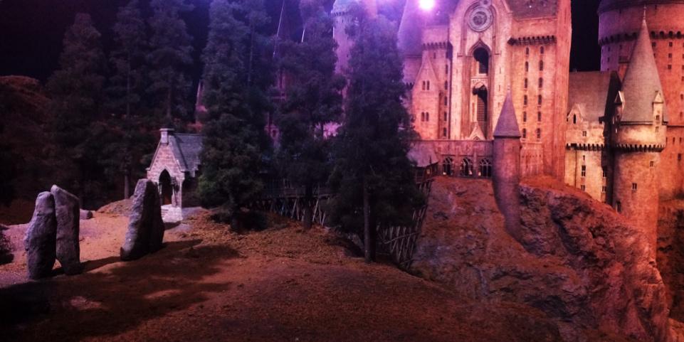 Warner Bros Studio Tour: The Making of Harry Potter: https://marlonvanmol.wordpress.com/2015/02/23/in-beeld-citytrip...
